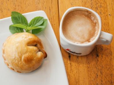 Harmonização de cafés